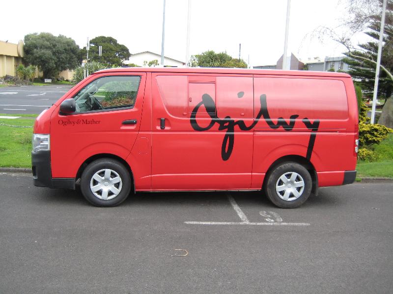 A Van-tastic Transformation for Ogilvy